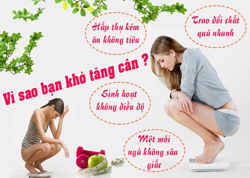 Ăn gì để tăng cân nhanh chắc khỏe? - 1