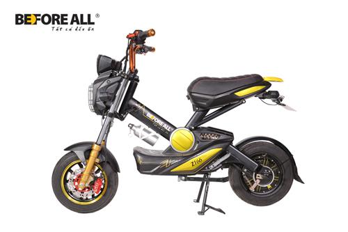 Before All Z166 - Xe điện của tương lai - 1
