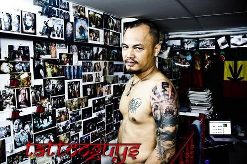 Ngắm nét phong trần đặc trưng của rocker Trần Lập - 11
