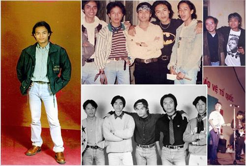 Ngắm nét phong trần đặc trưng của rocker Trần Lập - 2