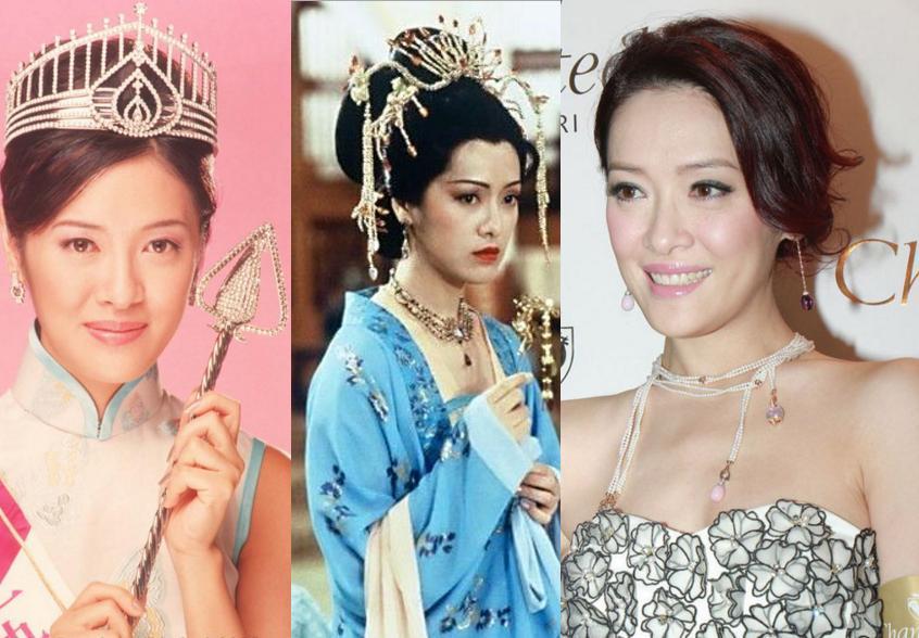 10 ngọc nữ Hồng Kông: Kẻ thăng hoa, người tụt dốc - 6