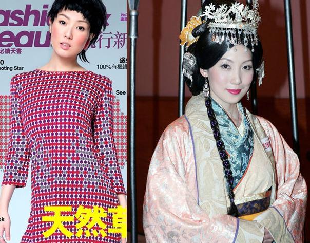 10 ngọc nữ Hồng Kông: Kẻ thăng hoa, người tụt dốc - 8