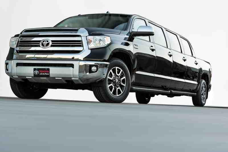 Soi mẫu Toyota Tundrasine Concept mới đầy phá cách - 1