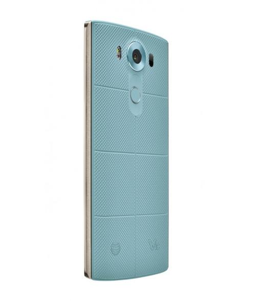 Đánh giá smartphone 2 màn hình LG V10 - 5