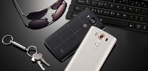 Đánh giá smartphone 2 màn hình LG V10 - 7