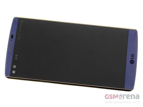 Đánh giá smartphone 2 màn hình LG V10 - 9