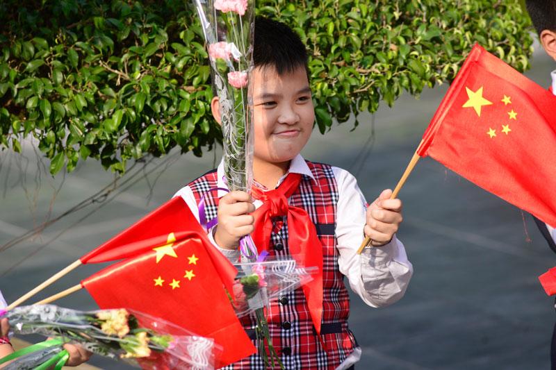 Cận cảnh Lễ đón Chủ tịch Trung Quốc Tập Cận Bình - 11