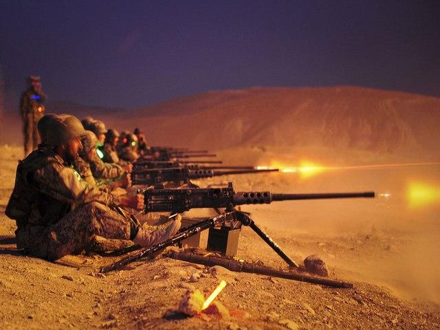9 loại vũ khí quân đội Mỹ ưa dùng nhất - 1