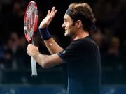 Thể thao - Federer - Seppi: Quý ông quyền lực (V2 Paris Masters)