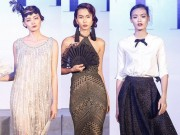 Thời trang - Mẫu Việt hóa quý cô cổ điển trên sàn catwalk