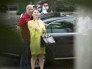Ca nhạc - MTV - Vợ chồng Thu Minh gây tắc đường với xế sang