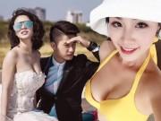 """Bạn trẻ - Cuộc sống - Linh Miu """"trốn"""" Hữu Công chụp ảnh cưới với """"trai lạ"""""""