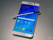 """Thời trang Hi-tech - Đánh giá chi tiết Samsung Galaxy Note 5: Thay đổi để """"lột xác"""""""
