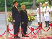 Tin tức trong ngày - Việt - Trung hội đàm cấp cao