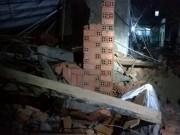 Tin tức trong ngày - Sập nhà đang xây tại TPHCM, 11 người thương vong
