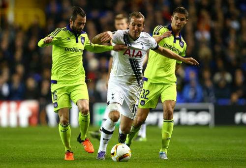 Tottenham - Anderlecht: Người hùng trên ghế dự bị - 1
