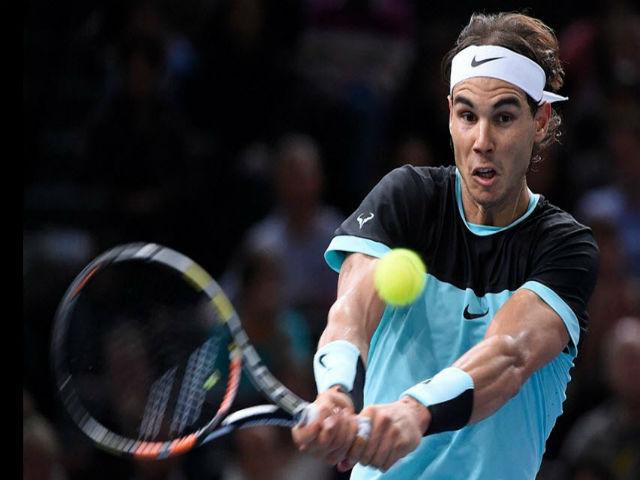 Nadal - Anderson: Bản lĩnh lên tiếng (V3 Paris Masters) - 1