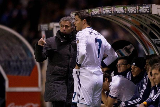 """Gạt """"thù cũ"""", Ronaldo khen Mourinho hết lời - 1"""