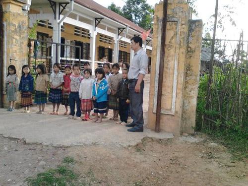 15 năm vun trồng con chữ ở huyện nghèo tỉnh Điện Biên - 1