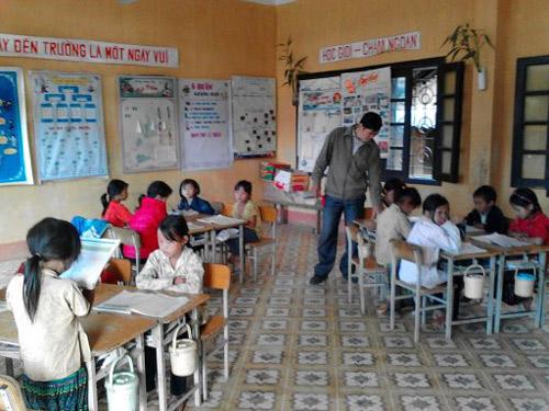 15 năm vun trồng con chữ ở huyện nghèo tỉnh Điện Biên - 2