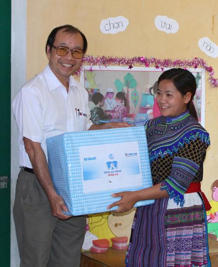 15 năm vun trồng con chữ ở huyện nghèo tỉnh Điện Biên - 4