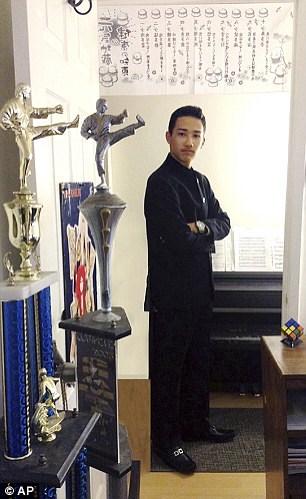 Chàng trai 17 tuổi có 2 bằng đại học, làm việc cho NASA - 3