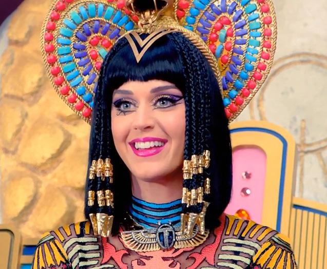 Cát-sê của Katy Perry cao nhất năm 2015 - 2