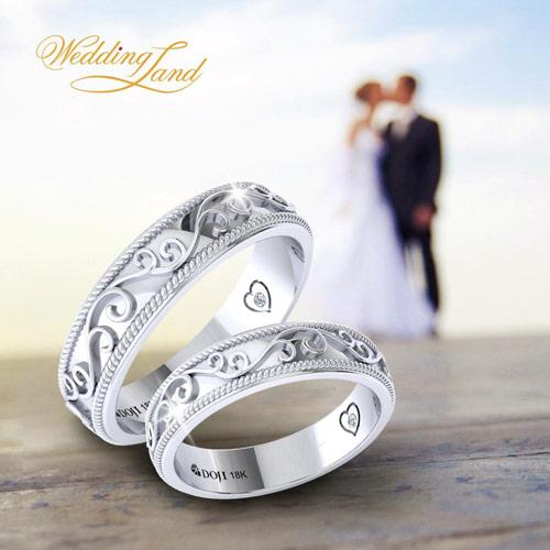 Nhận 10 triệu đồng khi sắm nhẫn cưới DOJI - 5