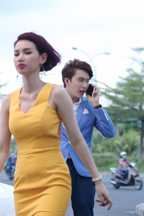 """Quỳnh Chi hụt hẫng vì """"nụ hôn dở dang"""" với B Trần - 6"""