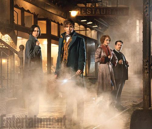 """Fan Harry Potter """"đứng ngồi không yên"""" vì phần phim mới - 3"""