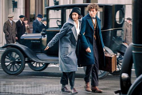"""Fan Harry Potter """"đứng ngồi không yên"""" vì phần phim mới - 4"""