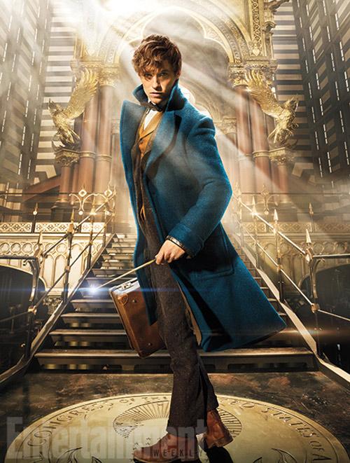 """Fan Harry Potter """"đứng ngồi không yên"""" vì phần phim mới - 2"""