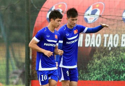 Cầu thủ Việt 'du học' Nhật - 1