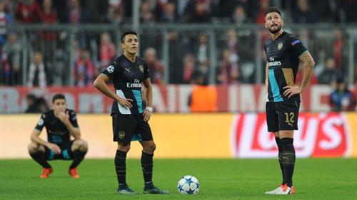 Thua Bayern: Tốt cho Arsenal, xấu với Premier League - 1
