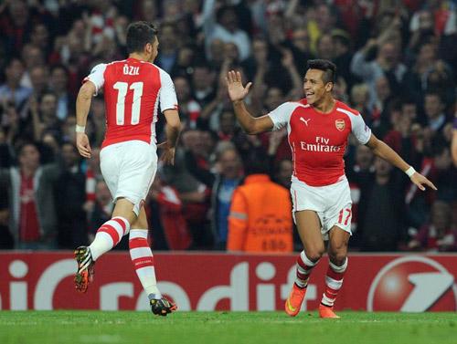"""Arsenal – Tottenham ngày 8/11: """"Pháo thủ"""" nghênh chiến """"Gà trống"""" - 1"""