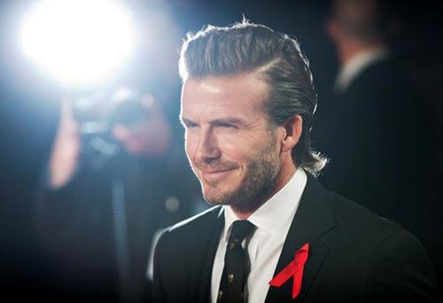 Xây dựng hình ảnh ngôi sao chuyên nghiệp như Beckham - 1