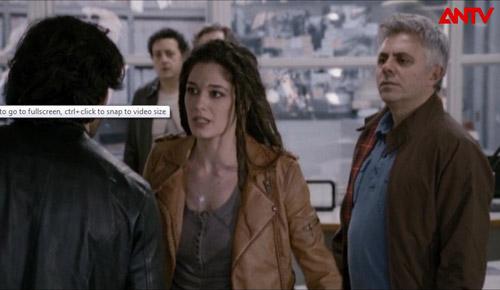 """Đau thương đeo bám Rosy trong phần 5 """"Đội đặc nhiệm chống mafia"""" - 2"""