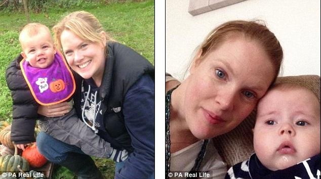 Mẹ bị ung thư đánh cược cuộc sống để cứu thai nhi - 2