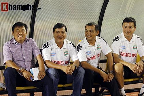 Nhà vô địch V-League khởi động nhọc nhằn ở BTV Cup - 1