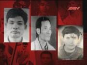 Video An ninh - Lệnh truy nã tội phạm ngày 6.11.2015