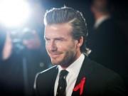 Bóng đá - Xây dựng hình ảnh ngôi sao chuyên nghiệp như Beckham