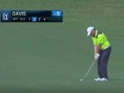 Thể thao - Golf: Ngoạn mục cú hớt bóng 44 mét trúng lỗ