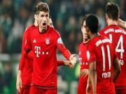 Bóng đá - Bayern - Stuttgart: Đến sàn diễn của Muller
