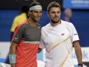 Thể thao - Chi tiết Nadal – Wawrinka: Bản lĩnh phi thường (KT)