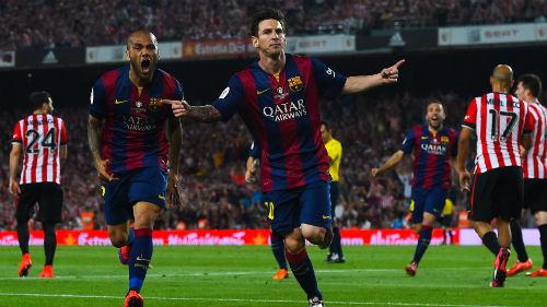 Đề cử bàn đẹp nhất 2015: Có Messi, vắng Ronaldo - 2