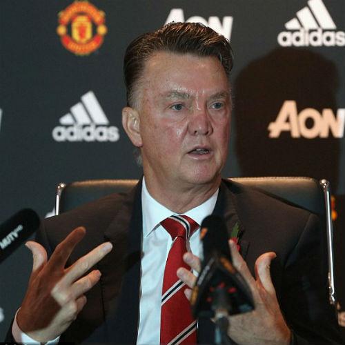 MU đá chán, Van Gaal nhận hết trách nhiệm về mình - 2