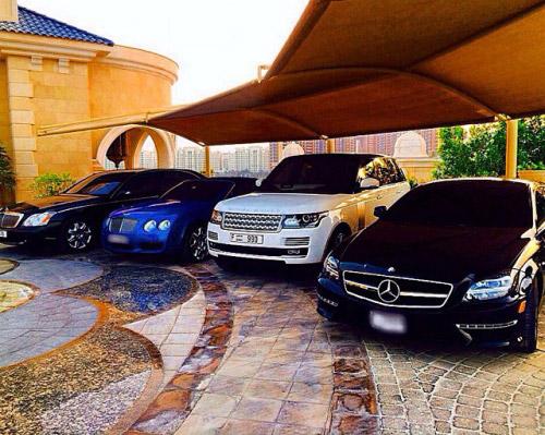 Cuộc sống xa xỉ của con đại gia - Kỳ 1: Đẳng cấp Dubai - 2
