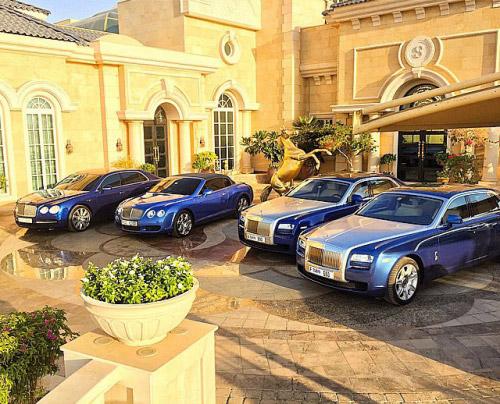 Cuộc sống xa xỉ của con đại gia - Kỳ 1: Đẳng cấp Dubai - 4