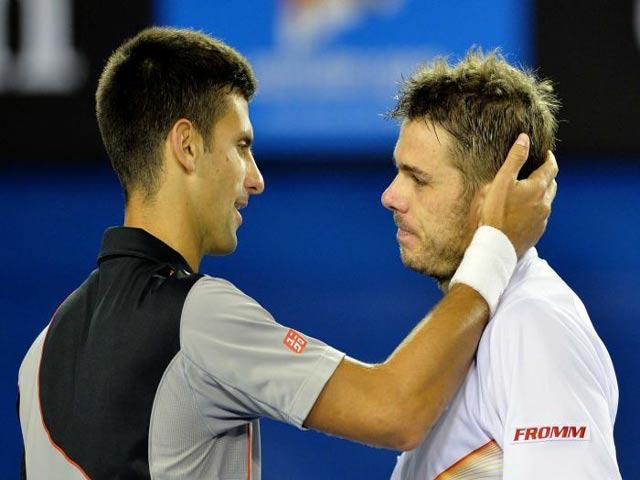 Paris Masters ngày 6: Djokovic và nỗi đau Wawrinka - 1