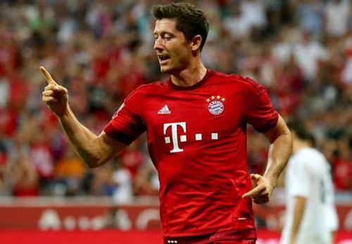 Sợ Benzema ngồi tù, Real săn Lewandowski thay thế - 1